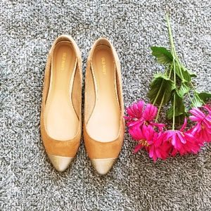 Old Navy pointed flats sz 10 (A02)